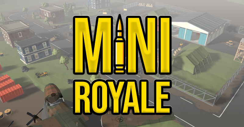 MiniRoyale io - Multiplayer FPS Battle Royale - Showcase